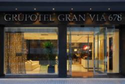 Hotel Grupotel Gran Via 678 de