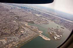 Llegar del Aeropuerto de La Guardia a Nueva York