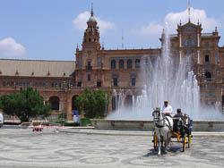 Como Moverse por Sevilla