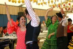 Fiestas de Sevilla