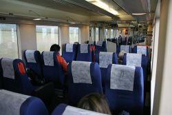 Llegar en tren a Córdoba