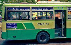 Bonos transporte en Vietnam