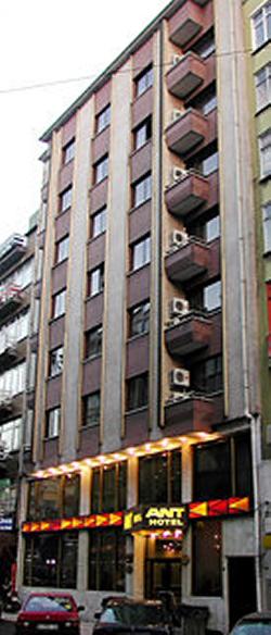 Hotel Ant  de