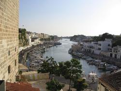 Zonas de Menorca