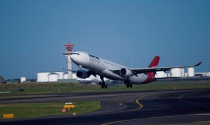 Llegar en avión a Sydney