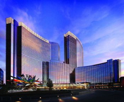 Hotel Aria Resort & Casino at CityCenter  de