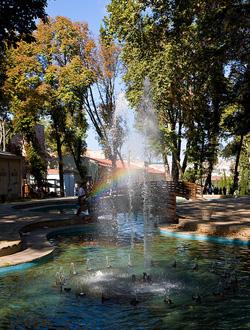 Parque Gülhane de Estambul