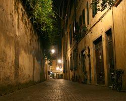 Vida nocturna en La Toscana