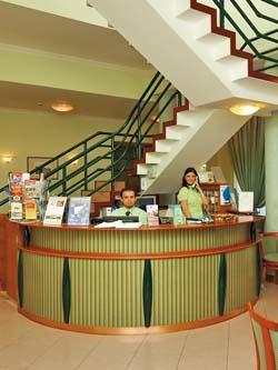 Servicios del Hotel Baross City Hotel