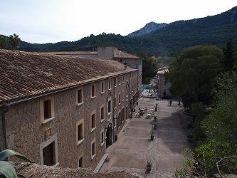 Monasterio de Lluc en Mallorca