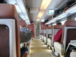 Llegar en tren a Washington