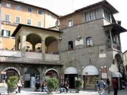 Que Visitar en Cortona