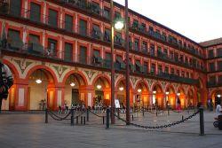 La Plaza de la Corredera de Córdoba