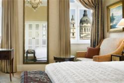 Servicios del Hotel Le Meridien Budapest