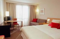 Servicios del Hotel Novotel Amsterdam City
