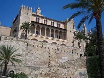Palacio de la Almudaina de Palma
