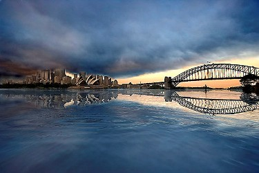 Llegar en Barco a Sydney