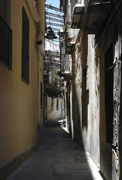 Barrios de Málaga