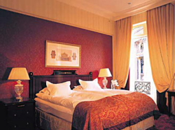 Servicios del Hotel Grand InterContinental Paris