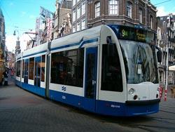 Moverse en Transporte Publico por Amsterdam