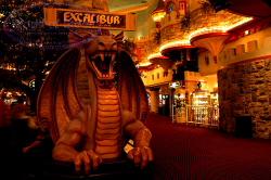 Reservar Hotel Excalibur