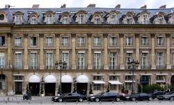Hotel Ritz Paris de