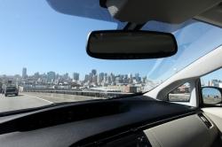 Llegar por carretera a San Francisco