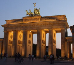 La Puerta de Brandemburgo