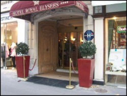 Hotel Royal Elysees de