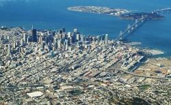 Llegar en avión a San Francisco
