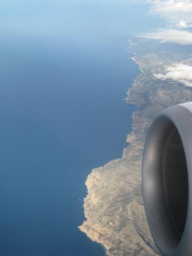 Llegar en avión a Mallorca