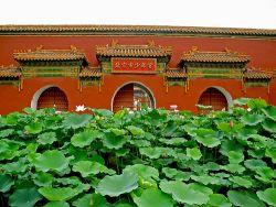 Parque Jingshan en Pekín
