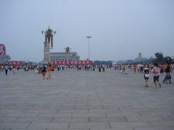 Plaza de Tiananmen de Pekín