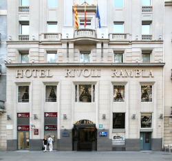 Hotel Sersh Rívoli Ramblas