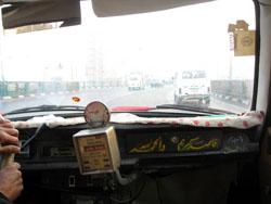 Moverse en Taxi o Coche por El Cairo