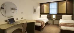 Servicios del Hotel Corus Hyde Park