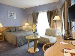 Servicios del Hotel Mercure Montparnasse