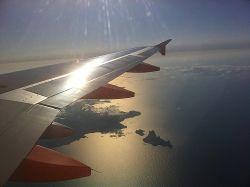 Llegar en avión a Ibiza