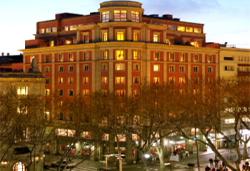 Hotel Le Meridien Barcelona de