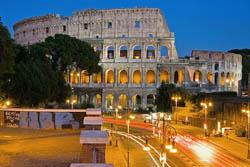 Moverse en Taxi o Limusina por Roma