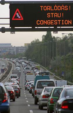 Llegar por Carretera a Budapest