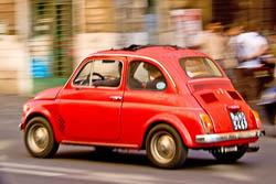 Alquilar Coche o Moto en Roma