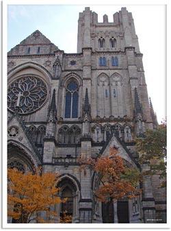 Catedral de San Juan el Divino de Nueva York