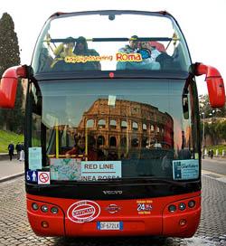 Abonos de Transporte en Roma