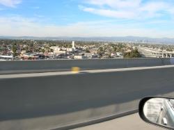 Llegar por carretera a Los Angeles