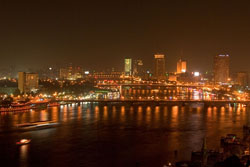 Noche en El Cairo