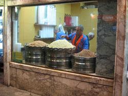 Donde Comer en El Cairo