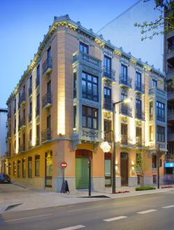 Hotel Suites Gran Via 44 de