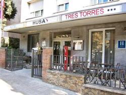 Hotel Husa Tres Torres  de