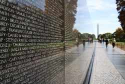Vietnam Veterans Memorial de Washington